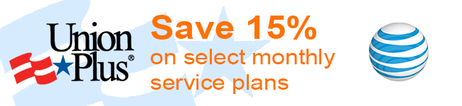 Save 15% with AT&T